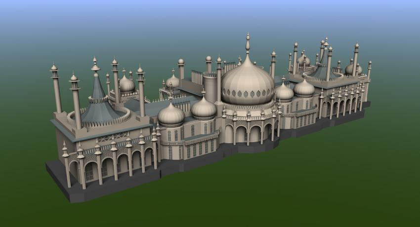 2015 Royal Pavilion Brighton