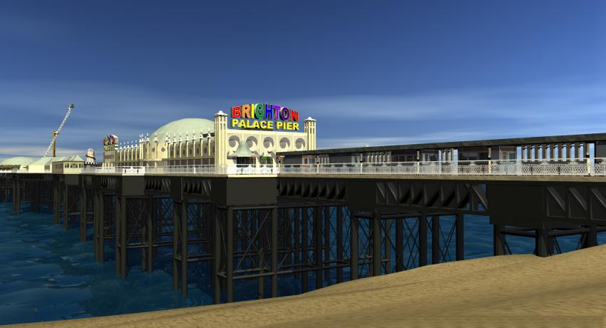 Brighton Pier Sign Competition